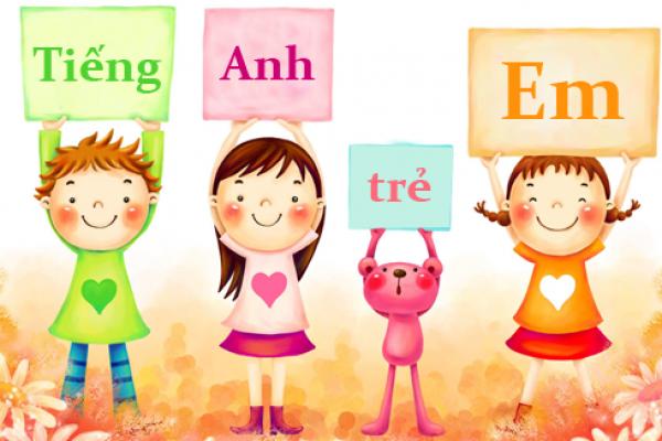 Khai giảng lớp tiếng Anh trẻ em