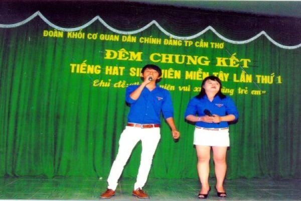 Tiếng hát sinh viên Miền Tây